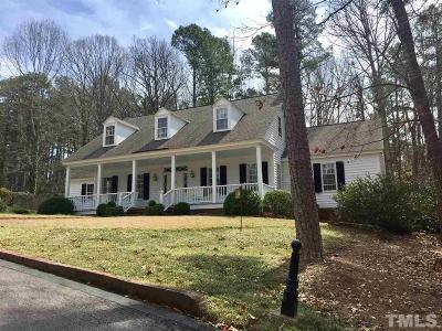 Single Family Home For Sale: 1901 Parker Lane