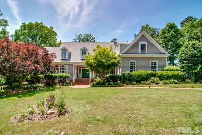 Durham Single Family Home For Sale: 218 Tennwood Court