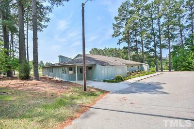 Chatham County Commercial For Sale: 75 Old Graham Road