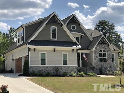 Wake Forest Single Family Home For Sale: 1513 Yardley Drive