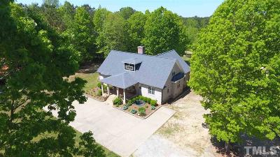 Holly Springs Single Family Home For Sale: 8253 Nc 42 Highway