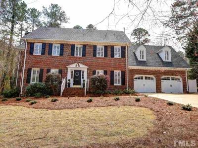 Raleigh Single Family Home For Sale: 413 Kaywoody Court