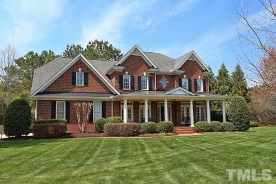 Chapel Hill Single Family Home Contingent: 507 Lake Hogan Farm Road