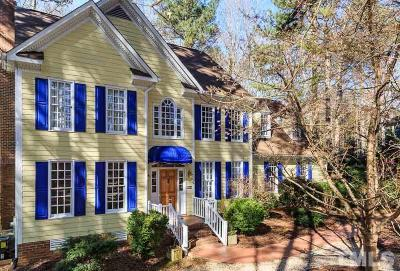 Chapel Hill Single Family Home For Sale: 2004 S Hawick Court