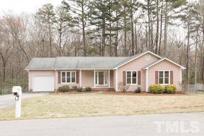 Sanford Single Family Home Pending: 334 Brookfield Circle