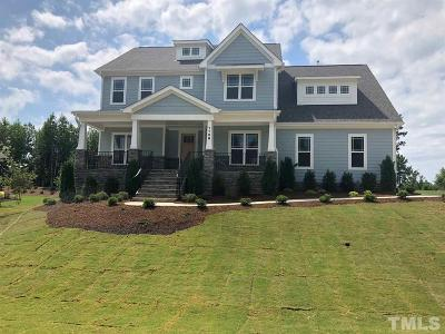 Wake Forest Single Family Home For Sale: 1109 Grande Water Way #008