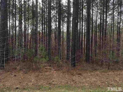 Pittsboro Residential Lots & Land For Sale: 289 Berry Patch Drive