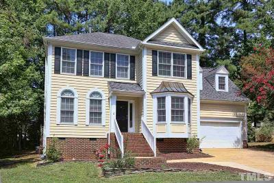 Chapel Hill Single Family Home For Sale: 106 Aster Place