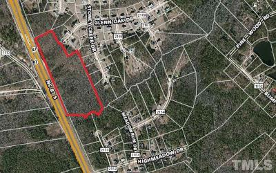 Harnett County Residential Lots & Land For Sale: W Cole Street