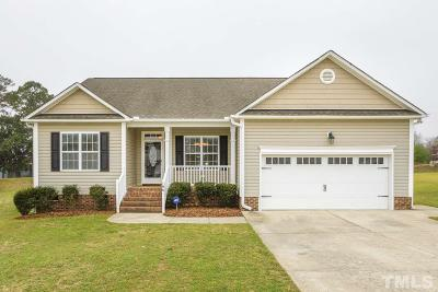 Benson NC Single Family Home Sold: $195,000