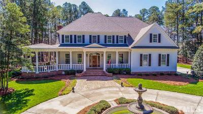 Holly Springs Single Family Home For Sale: 5313 Moonflower Court