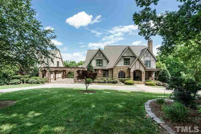 Youngsville Single Family Home For Sale: 255 Forest Bridge Road