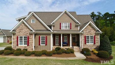 Fuquay Varina Single Family Home For Sale: 6600 Homage Court
