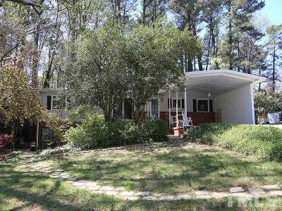 Single Family Home For Sale: 1616 Pineview Drive