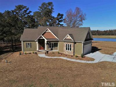 Granville County Single Family Home For Sale: 2247 Grove Hill Road