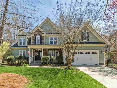Wake Forest Single Family Home Contingent: 408 Gambit Circle