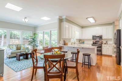 Cary Single Family Home Contingent: 104 White Sands Drive