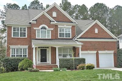 Durham Single Family Home Contingent: 1601 Timber Wolf Drive