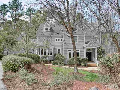 Chapel Hill Single Family Home Contingent: 247 Knollwood Drive