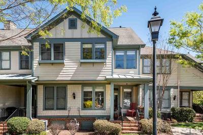 Chapel Hill Condo For Sale: 206 Presque Isle Lane #206