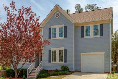 Cary Single Family Home Contingent: 104 Maple Hill Drive
