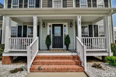 Youngsville Single Family Home For Sale: 60 Boxwood Drive