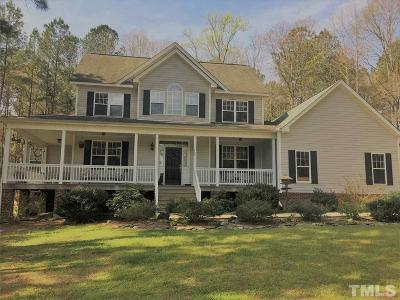 Siler City Single Family Home For Sale: 423 Rebecca Lane