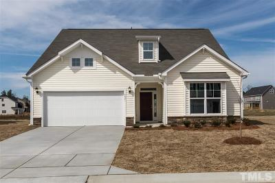 Knightdale Single Family Home For Sale: 5421 Weathered Rock Court