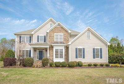 Apex Single Family Home For Sale: 2904 Ivory Bluff Trail