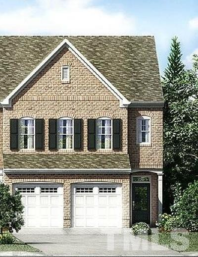 Morrisville Townhouse For Sale: 1133 Epiphany Road
