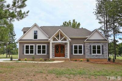 Single Family Home For Sale: 4555 Hillcrest Way