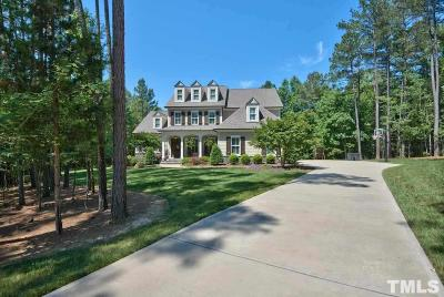 Chapel Hill Single Family Home For Sale: 504 Brookford Court