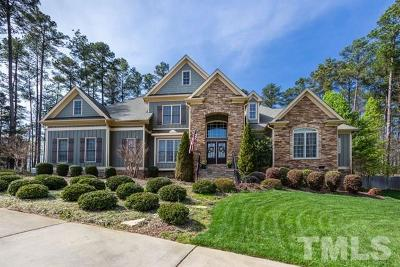 Wake Forest Single Family Home For Sale: 14013 Wallberman Drive