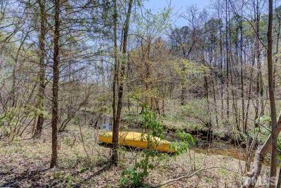 Raleigh Residential Lots & Land For Sale: 6829 W Lake Anne Drive