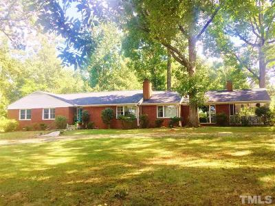 Mebane Single Family Home For Sale: 3142 Jones Drive