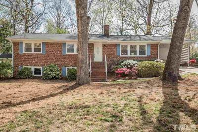 Cary Single Family Home For Sale: 909 Cindy Street