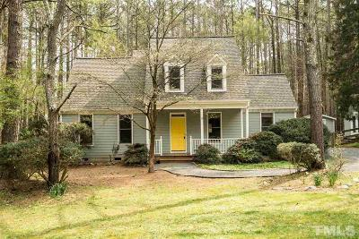 Chapel Hill Single Family Home Contingent: 2109 Doar Road