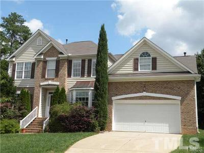 Cary Single Family Home For Sale: 104 Jersey Ridge Road