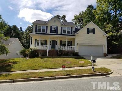 Durham Single Family Home For Sale: 1206 Country Club Drive