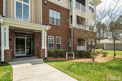 Chapel Hill Condo For Sale: 934 Providence Glen #934