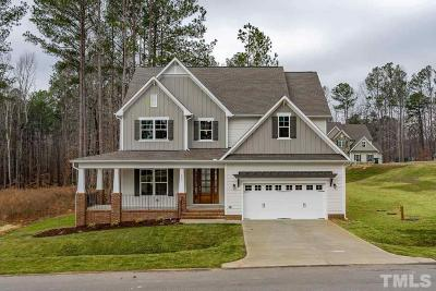Clayton Single Family Home For Sale: 401 Rockport Drive
