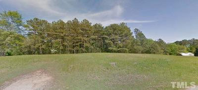 Wake County Residential Lots & Land For Sale: 1717 Bowling Road