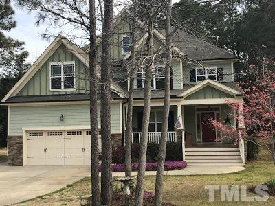 Youngsville Single Family Home For Sale: 60 Paddy Lane