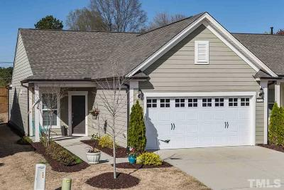 Durham Single Family Home For Sale: 1732 Horne Creek Drive
