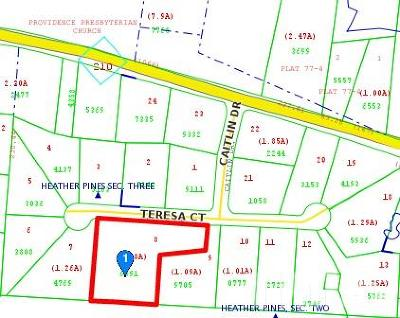 Johnston County Residential Lots & Land For Sale: 205 Teresa Court