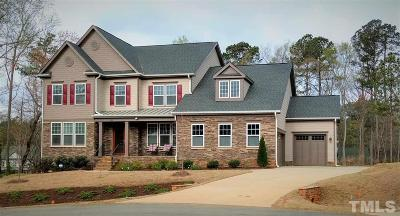 Raleigh Single Family Home For Sale: 1604 Yates Wheel Way