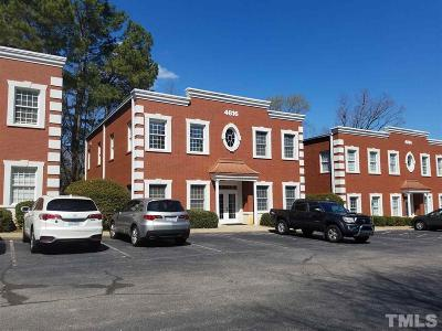 Raleigh Commercial For Sale: 4816 Six Forks Road