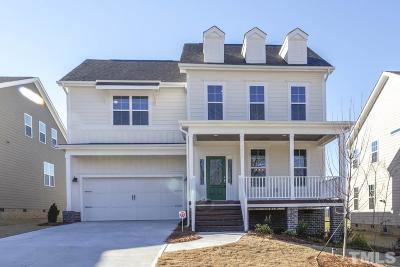 Wake Forest Single Family Home For Sale: 3032 Thurman Dairy Loop