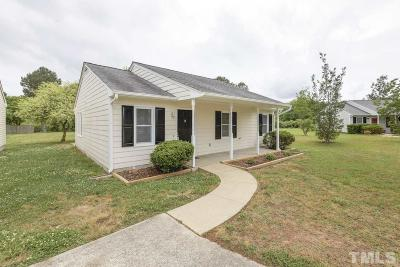 Single Family Home Contingent: 8005 Everard Court