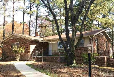 Creedmoor Single Family Home For Sale: 802 N Crescent Drive